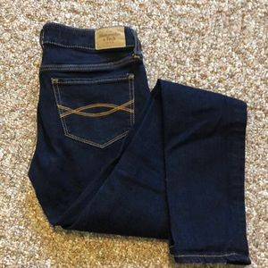 Abercrombie & Fitch super skinny jeans 2s